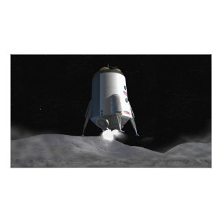 Futures missions 2 d'exploration d'espace impressions photo