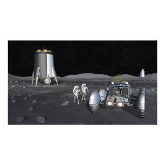 Futures missions 6 d'exploration d'espace photographie