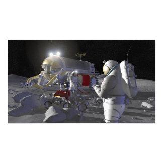 Futures missions d'exploration d'espace photo