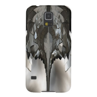Futuristic Abstract Metal Insect Art Phone Case Galaxy S5 Cases