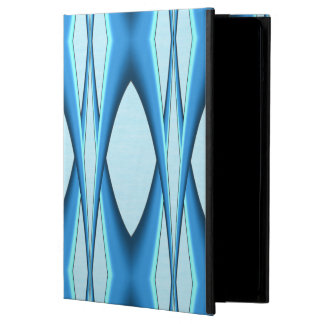 Futuristic Blue Arch iPad Air Case