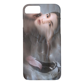 Futuristic Cat iPhone 8/7 Case