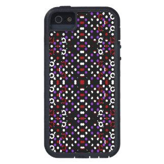Futuristic Geometric Pattern iPhone 5 Case