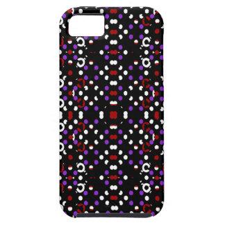 Futuristic Geometric Pattern iPhone 5 Cover