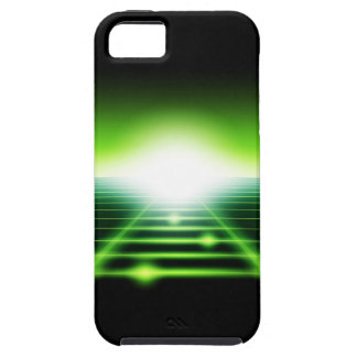 Futuristic Lights iPhone 5 Case
