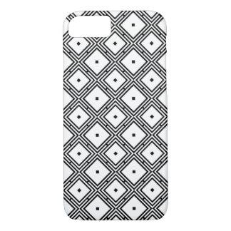 Futuristic Line Pattern iPhone 7 Case
