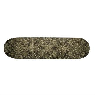 Futuristic Polygonal Skateboards