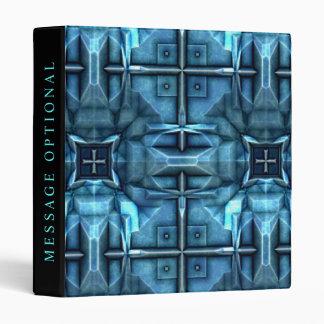 Futuristic Sci-Fi Armour 1 3 Ring Binders