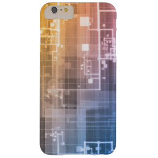Futuristic Technology as a Next Generation Art Barely There iPhone 6 Plus Case