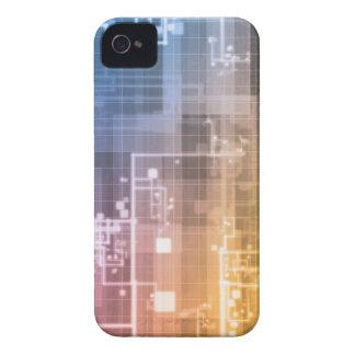 Futuristic Technology as a Next Generation Art iPhone 4 Case