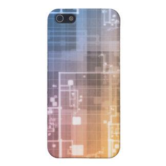 Futuristic Technology as a Next Generation Art iPhone 5 Case