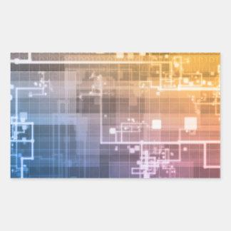 Futuristic Technology as a Next Generation Art Sticker