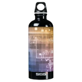 Futuristic Technology as a Next Generation Art Water Bottle