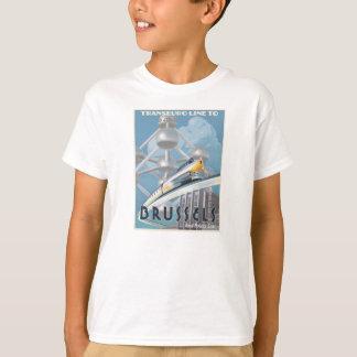 Futuristic Trans-Euro line T-Shirt