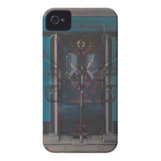 Futuristic Urban Subway Vault Digital Art iPhone 4 Case-Mate Cases