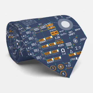 Futuristic User Interface Tie