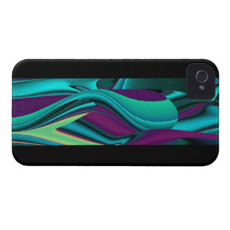 Futuristically abstract Case-Mate iPhone 4 case