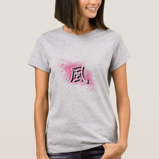 Fuu in Pink Mist T-Shirt