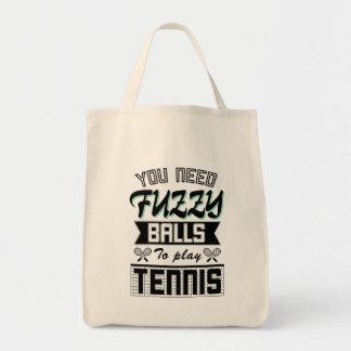 FUZZY BALLS for TENNIS (Blk)