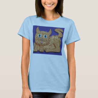 Fuzzy Cat T-Shirt