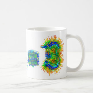 Fuzzy Math Coffee Mug