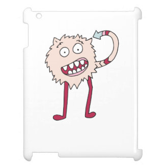Fuzzy Monster Case For The iPad 2 3 4
