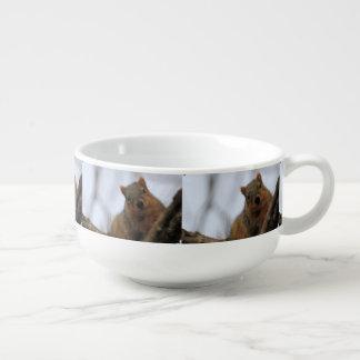 Fuzzy Soup Mug