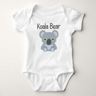 Fuzzy Wuzzy Koala Bear Baby Bodysuit