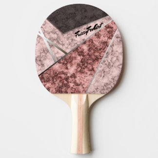 FuzzyFoxArt Ping Pong Paddle