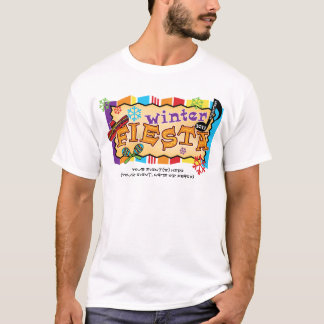 FVL Winter Fiesta Winterfest 2011 T-Shirt