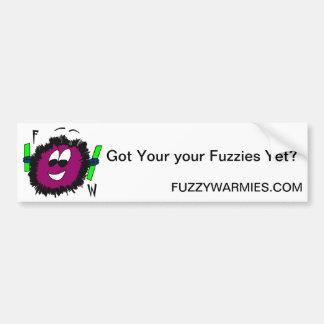 FW Bumber Sticker Bumper Sticker