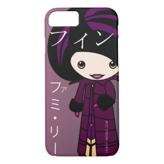 Fynn Li Case-Mate iPhone Case