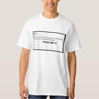 FZ's Most Popular Tweet!!! T-Shirt