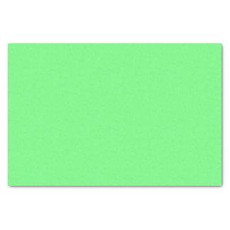 G07 Green Colour Tissue Paper