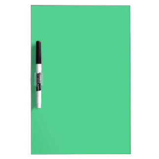G14 Gallantly Generous Green Color Dry Erase Board