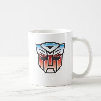 G1 Autobot Shield Color Basic White Mug