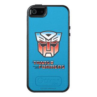 G1 Autobot Shield Color OtterBox iPhone 5/5s/SE Case