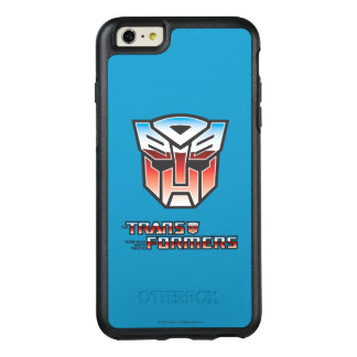 G1 Autobot Shield Color OtterBox iPhone 6/6s Plus Case