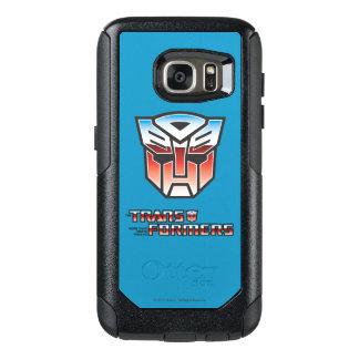 G1 Autobot Shield Color OtterBox Samsung Galaxy S7 Case