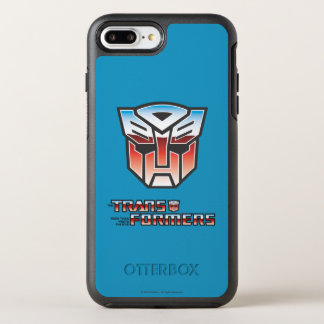 G1 Autobot Shield Color OtterBox Symmetry iPhone 8 Plus/7 Plus Case