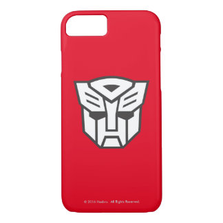 G1 Autobot Shield Line iPhone 8/7 Case