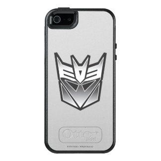 G1 Decepticon Shield BW OtterBox iPhone 5/5s/SE Case