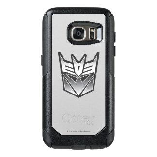 G1 Decepticon Shield BW OtterBox Samsung Galaxy S7 Case