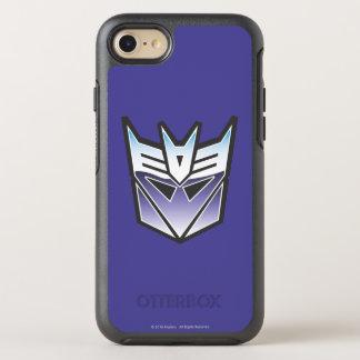 G1 Decepticon Shield Color OtterBox Symmetry iPhone 8/7 Case