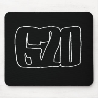 G2O Mouse Pad