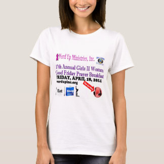 G2W 2014 Prayer Breakfast T-Shirt