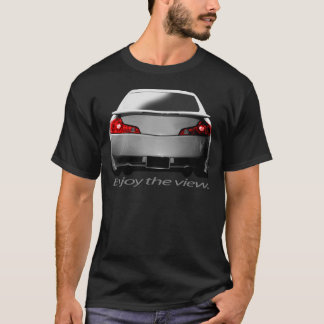 "G35 ""Enjoy the view."" T-Shirt"