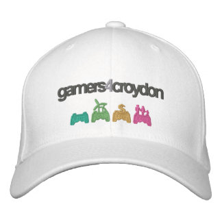 G4C Logo Cap, Light Embroidered Hat