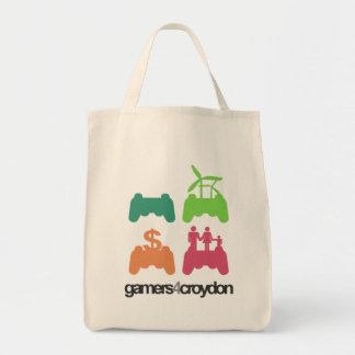 G4C Logo Tote, Light Tote Bag