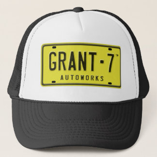 G7 Logo Trucker Hat